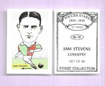Coventry City Sam Stephens 18 (FC)